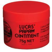 Buy Lucas Papaw Ointment 75g Online at Chemist Warehouse® (11649)