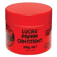 Buy Lucas Papaw Ointment 200g Online at Chemist Warehouse® (11651)