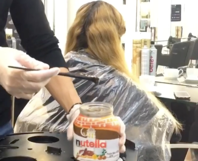 You Can Actually Dye Your Hair With Nutella | Thought Catalog (11661)