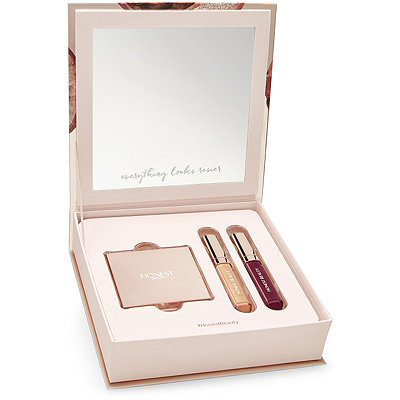 Honest Beauty Rose Gold Glimmer Kit | Ulta Beauty (11809)