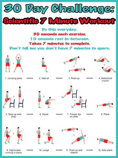 10 Minute High Intensity Workout - video dailymotion