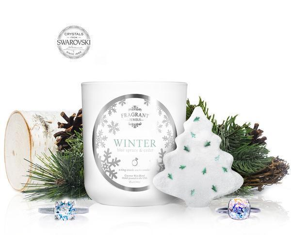 Winter - Candle & Bath Bomb...