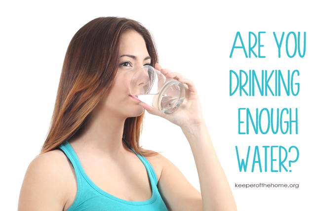 Are You Drinking Enough Water? - Intentional By Grace (13898)