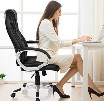 Are you working long hours at the office? Improve your posture at your desk