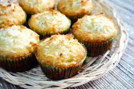 Banana Coconut Mochi Muffins | Japanese Cooking Recipes, Ingredients, Cookware (15598)