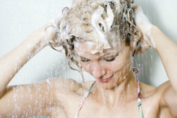Do you wash your hair enough? How to wash the hair properly