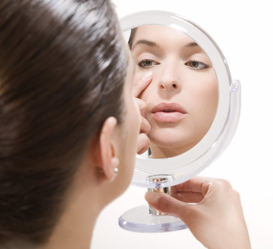 How to get rid of puffy eyes and dark circles (15891)