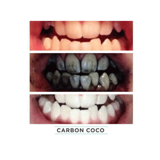 Activated Charcoal Tooth Polish - CarbonCoco (15975)