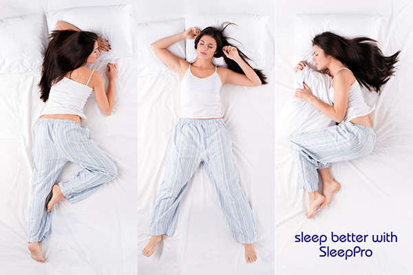 How to sleep better and prevent snoring and sleep apnoea | Sleeppro (16777)