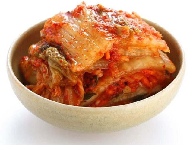 Amazing beauty and health benefits of Kimchi