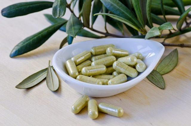 ☆Olive leaf benefits☆ You should take olive leaf supplements